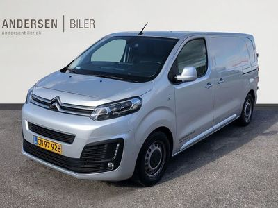 brugt Citroën Jumpy L2 2,0 Blue HDi Masterline EAT6 start/stop 180HK Van 6g Aut.