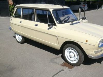 brugt Citroën Ami 8 Break