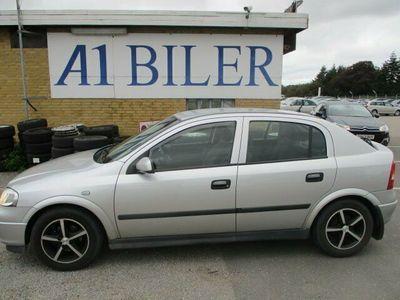 brugt Opel Astra Classic 1,6