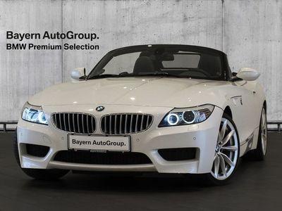 brugt BMW Z4 3,0 sDrive35i Roadster DKG