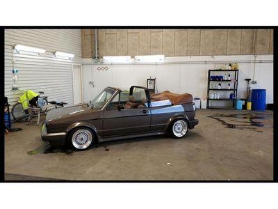 brugt VW Golf Cabriolet Cabriolet 1,8 GTI