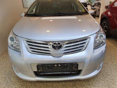 brugt Toyota Avensis 1,8 VVT-I T2 147HK Stc 6g