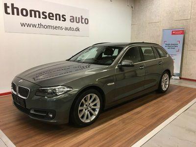 brugt BMW 525 d 2,0 xDrive aut.