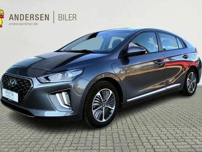 brugt Hyundai Ioniq 1,6 GDI Plugin-hybrid Trend plug-in 141HK 5d 6g Aut.