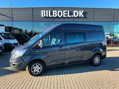 brugt Ford Custom Transit290S 2,2 TDCi 155 Limited Van