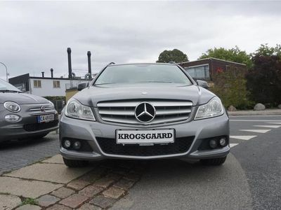 used Mercedes C220 T 2,0 CDI BlueEfficiency 170HK Stc 6g