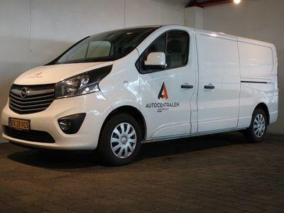 brugt Opel Vivaro 1,6 CDTi 125 Edition L2H1