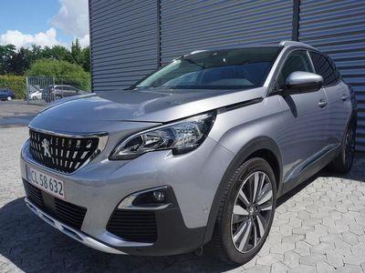 brugt Peugeot 3008 1,2 PureTech Allure LTD EAT8 130HK 8g Aut.