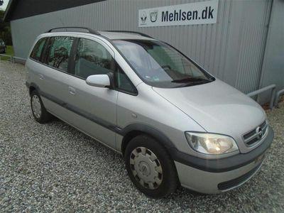 used Opel Zafira 1,8 Comfort 125HK