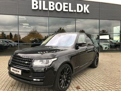 brugt Land Rover Range Rover 5,0 SCV8 Autobiography aut.