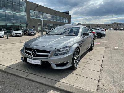 brugt Mercedes CLS63 AMG AMG 5,5 525HK 4d 7g Aut.