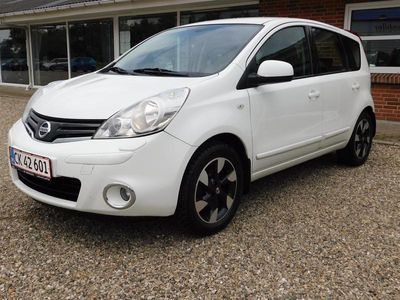 brugt Nissan Note 1,5 DCi DPF Acenta 90HK Stc