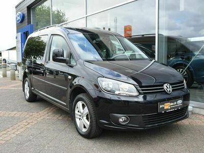 brugt VW Caddy Maxi 1,6 TDi 102 Comfortline DSG