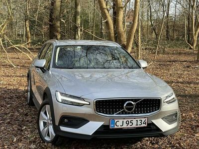 brugt Volvo V60 CC 2,0 D4 AWD 190HK Stc 8g Aut.