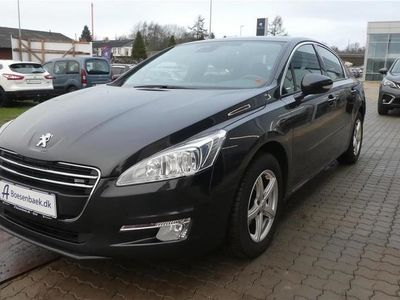 second-hand Peugeot 508 1,6 HDI Active 114HK