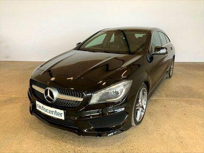 brugt Mercedes CLA220 CDi AMG Line aut.