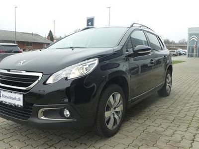 second-hand Peugeot 2008 1,2 VTi Plus 82HK