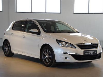 second-hand Peugeot 308 1,6 BlueHDi Chili Style 120HK 5d