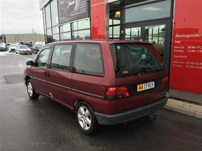 brugt Peugeot 806 2,0 121HK Van