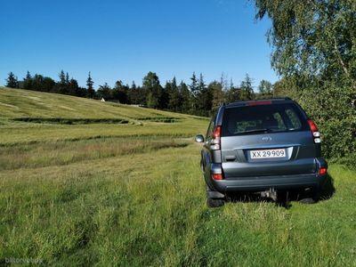 käytetty Toyota Land Cruiser 3,0 D-4D MPV aut. Camper 166HK 5d