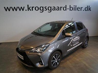 używany Toyota Yaris 1,0 VVT-I T2 Premium 69HK 5d