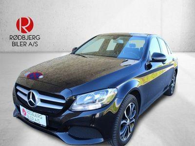brugt Mercedes C200 d 1,6 aut.