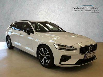 brugt Volvo V60 2,0 D4 R-design 190HK Stc 8g Aut.