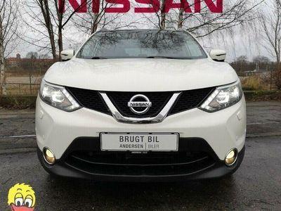 brugt Nissan Qashqai 1,2 Dig-T Tekna 4X2 X-Tronic 115HK 5d 6g Aut.