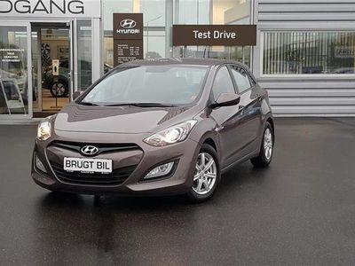 brugt Hyundai i30 1,4 CRDi Comfort 90HK 5d 6g