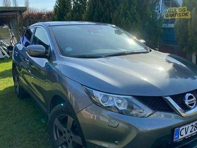 brugt Nissan Qashqai dig-t 115 xtr.