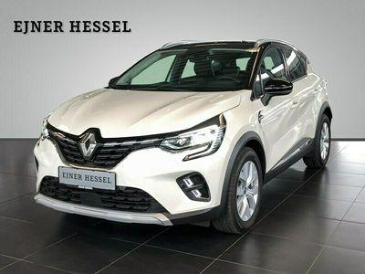 brugt Renault Captur 1,6 E-TECH HESSEL EDITION Hybrid 160HK 5d