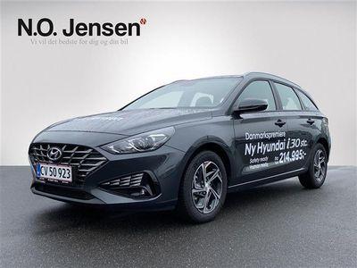 brugt Hyundai i30 Cw 1,0 T-GDI Essential 120HK Stc 6g