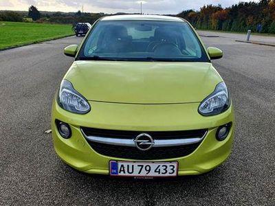 brugt Opel Adam 1,2
