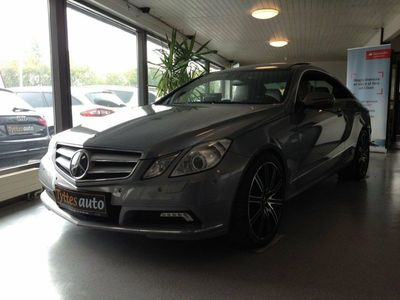 gebraucht Mercedes E350 0 CDi Avantgarde Coupé aut. BE