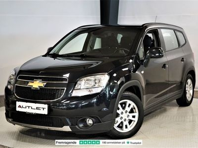 brugt Chevrolet Orlando 1,8 LS 7prs