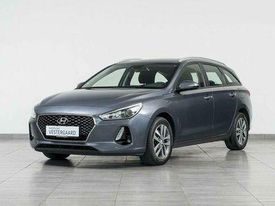 brugt Hyundai i30 Cw 1,6 CRDi Trend ISG 110HK Stc 6g