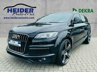 brugt Audi Q7 Q73.0 TDI V6 - 245 hk quattro DPF Tiptronic 3.0 TDI V6 - 245 hk quattro DPF Tiptronic