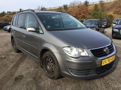 brugt VW Touran 2,0 TDi 140 Trendline Van