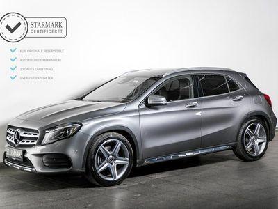 used Mercedes GLA220 d 2,2 aut.