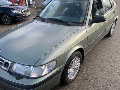 brugt Saab 9-3 2,0 5 dørs