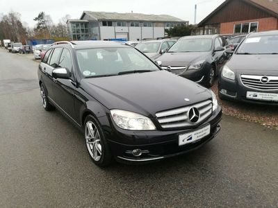 brugt Mercedes C320 3,0 CDi Avantgarde stc. aut.