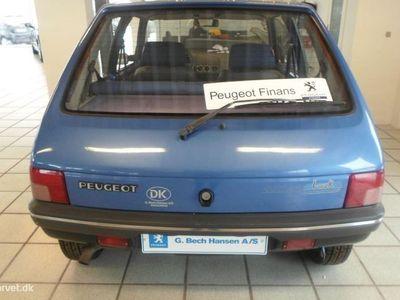 brugt Peugeot 205 1,1 Look 60HK 3d