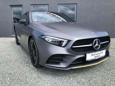 brugt Mercedes A200 1,3 AMG Line Edition 1 aut.