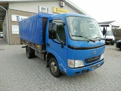 brugt Toyota Dyna 150 2,5 D-4D S.Kab m/trælad