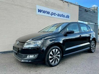 brugt VW Polo 1,0 TSi 95 BlueMotion 5d