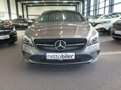 brugt Mercedes CLA250 2,0 Urban aut.