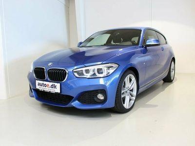 used BMW 120 d 2,0 M-Sport aut.