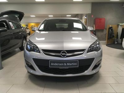 brugt Opel Astra Sports Tourer 1,7 CDTI Sport Start/Stop 130HK Stc 6g