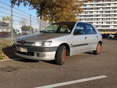 brugt Peugeot 306 1,6