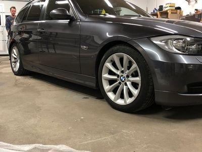 käytetty BMW 330 3'ER-SERIE D AUT.